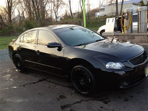 nissan altima blacked out another dominoekelly 2008 nissan altima post 6276369 by