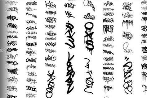grafiti   graffiti tags alphabet graffiti