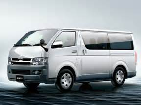 Toyota High Toyota Hi Ace Picture 2 Reviews News Specs Buy Car