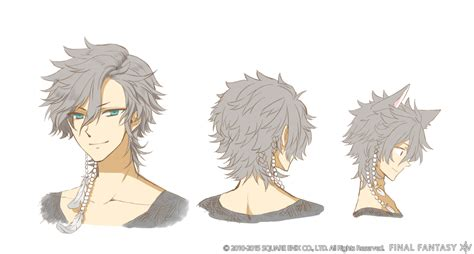 hairstyle design ffxiv hairstyle design contest probable winners ffxiv