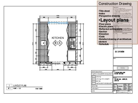 architect signature interior architecture drawings