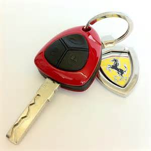 458 Italia Key Document Moved