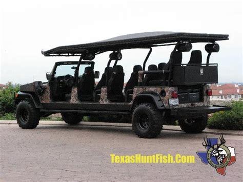 Jeep Wrangler Limo Jeep Limo Jeeps Olllllllo