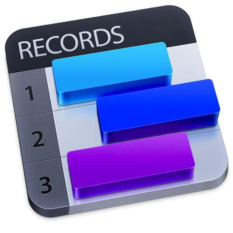 Records Databases Records A Database For Mac Brettterpstra