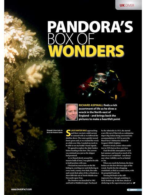 dive app diver magazine screenshot