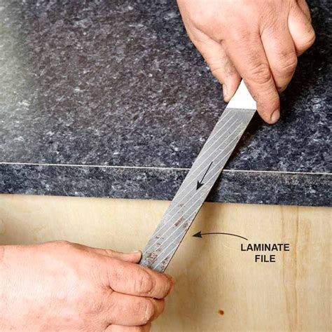 How To Remove Glue From Laminate Countertop by Installing Laminate Countertops Places The O Jays And