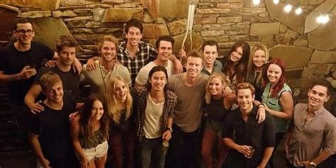 Home And Away Characters by Former Home And Away Actors Hold Reunion In La And Post