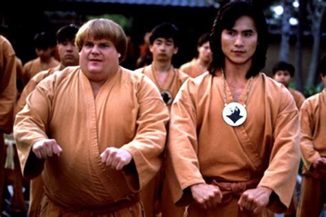 film ninja comedy remembering chris farley top 10 films