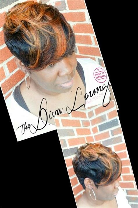 very short hair divas the diva lounge hair salon short hair don t care