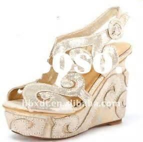 Sandal Wedges Rubber Platform Flip Flop Karet Sq 1200 Gold high heel wedge high heel wedge manufacturers in lulusoso