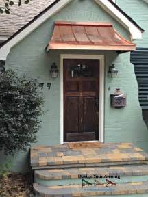exterior door awning inspiration projects gallery of awnings