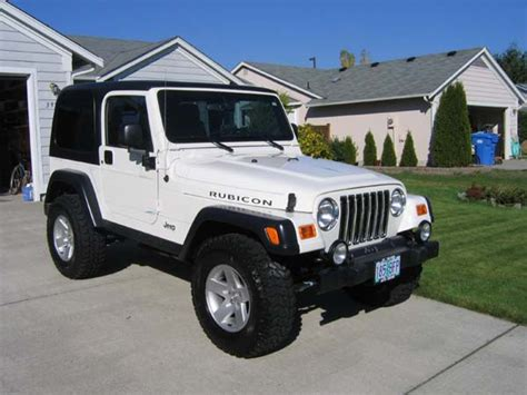 Jeep Rubicon Msrp by 2004 Jeep Wrangler Rubicon News Reviews Msrp Ratings
