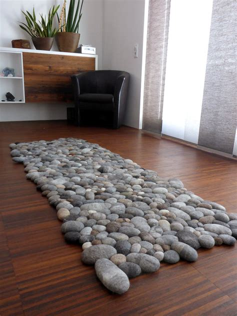 outdoor interiors 31224 hc stone and the hardwoods felt carpet supersoft pebbles felt stone carpet wool from
