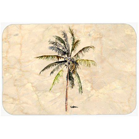 caroline s treasures rugs caroline s treasures palm tree kitchen bath mat walmart
