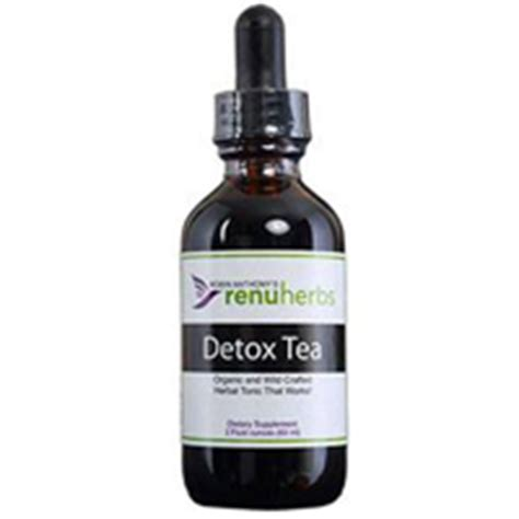 Toxin Wash Detox Shoo Review by Renu Herbs Detox Tea Can It Really Help Purge Toxins From