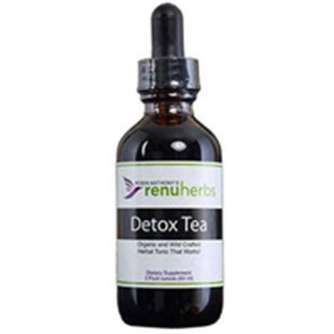 Renu Detox by Renu Herbs Detox Tea Can It Really Help Purge Toxins From