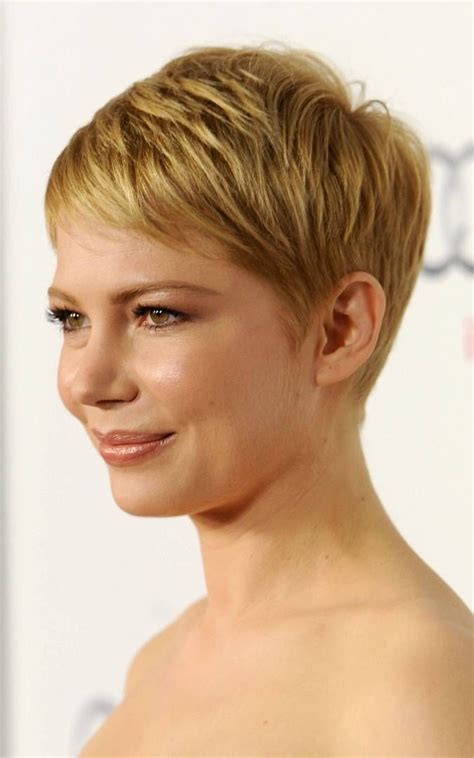very short haircuts that lay flat to the head very fine thin hair styles for women over 60 short