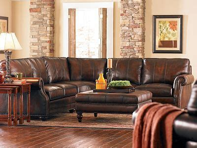 haverty s havertys leather sectional living room pinterest