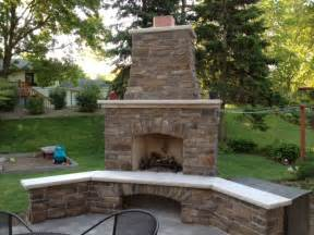 minneapolis outdoor fireplaces twin city fireplace
