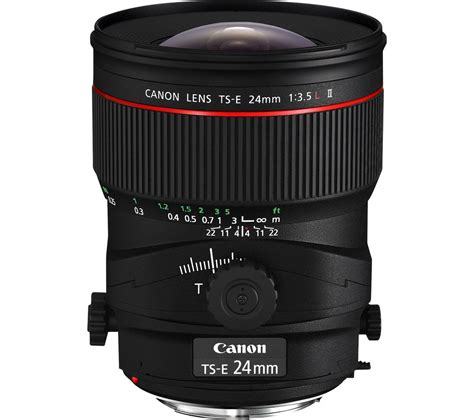 Lensa Canon Tilt Shift canon ts e 24 mm f 3 5 l ii tilt shift lens deals pc world