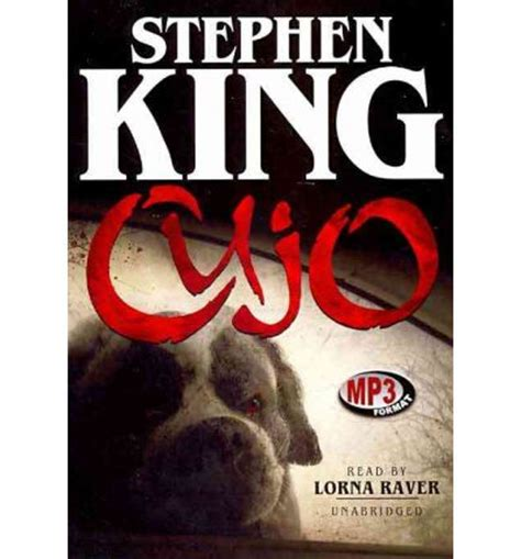 summary it by stephen king books cujo by stephen king audio book mp3 cd buy