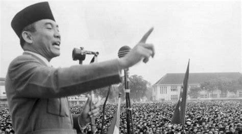 5 Fakta Presiden Soekarno yang Buat Kamu Makin Bangga