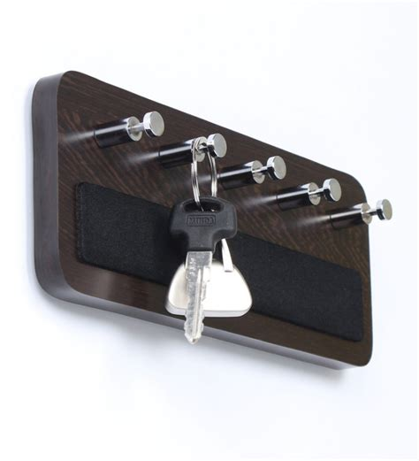 Modern Key Holders For The Wall by Adorable Simple Creative Key Holder Design For Wall