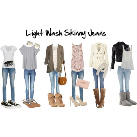 How To Wear Light Wash by Light Wash Polyvore