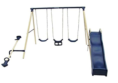 flexible flyer triple fun swing set 7 flexible flyer metal swing sets which is right for you