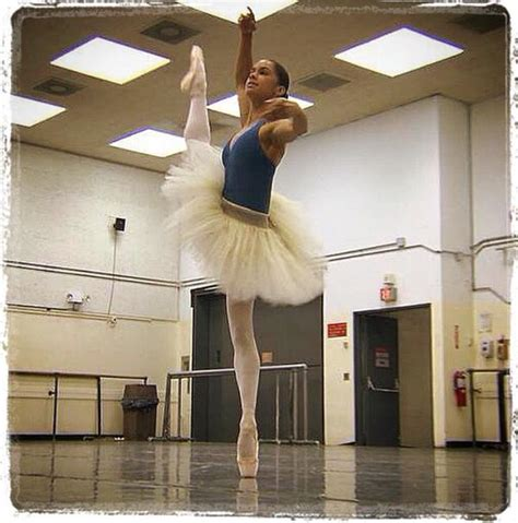 misty copeland promoted  female principal dancer   american ballet theatre pure dancing
