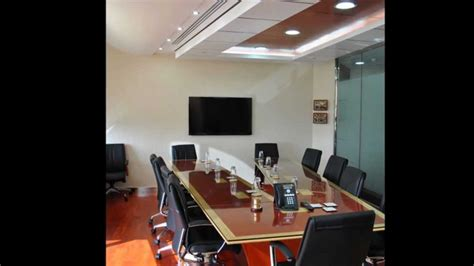 interior design conferences conference room interior design ideas commercial interior designer in thane elevation youtube