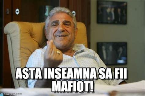 What Sa Meme - asta inseamna sa fii mafiot giovani becali meme on memegen