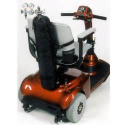 Power Scooter Chair Power Wheelchair Amp Scooter Accessories Holders Oxygen Tank