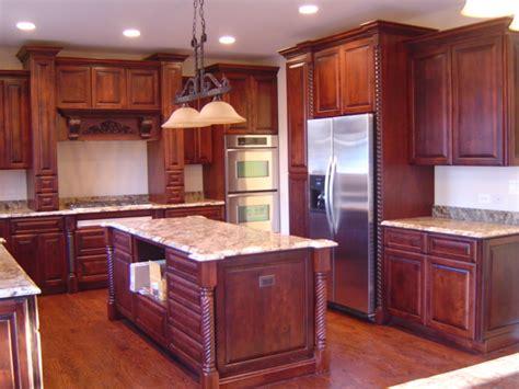 staining kitchen cabinets dark cherry staining kitchen cabinets cherry roselawnlutheran