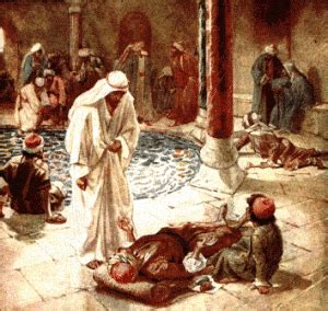 The Blind Man Short Story The Healing At The Pool Of Bethesda Seongyosa