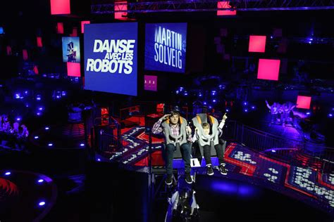 Danse Avec Les Robots Futuroscope 972 by Futuroscope Danse Avec Les Robots Le Suricate Magazine