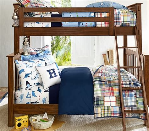 kendall bunk bed kendall bunk bed simply white pottery