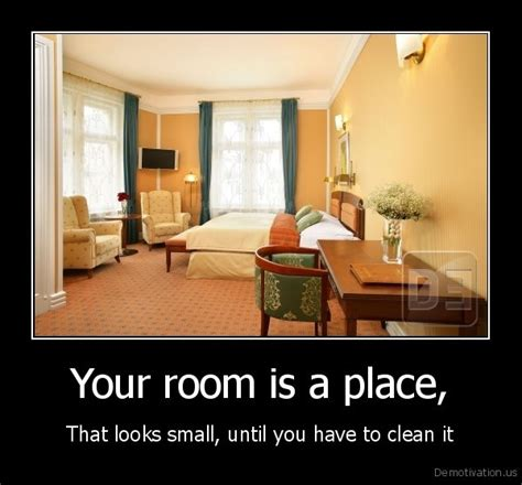 motivation to clean my room clean demotivational pictures best jokes comics images humor gif animation