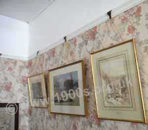 Hanging Pictures Above by The Home The Parlour