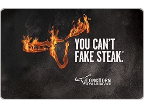 Longhorn Gift Cards - longhorn steakhouse 50 00 gift card email delivery newegg com