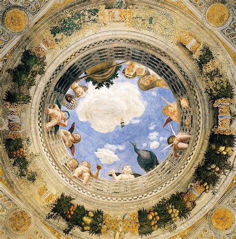 Who Began The Tradition Of Illusionistic Ceiling Painting by The Visual Experience Reading 2014
