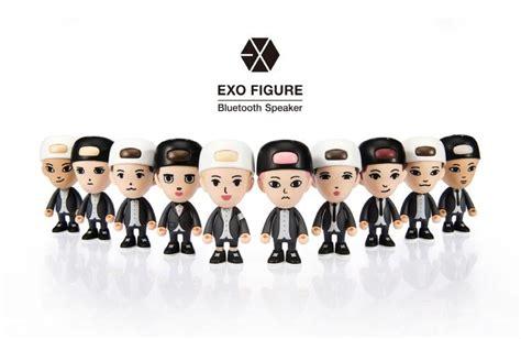Speaker Bluetooth Exo exo bluetooth speaker figure kpopmerchandiseworld