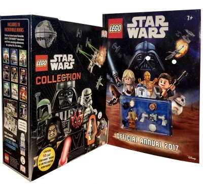 Buku Lego Wars Official Annual 2017 dk lego wars collection 11 book set wars annual