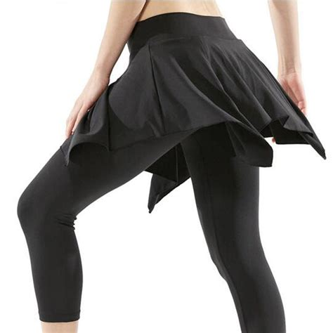 yoga pants with skirt pattern online buy wholesale workout skirts from china workout