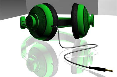 Headset Razer Orca razer orca headphones 3d max