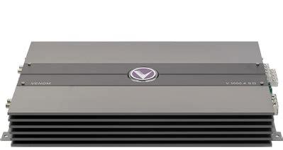Venom V800 4sii California product venom audio