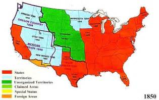 1850 map of united states u s territorial maps 1850