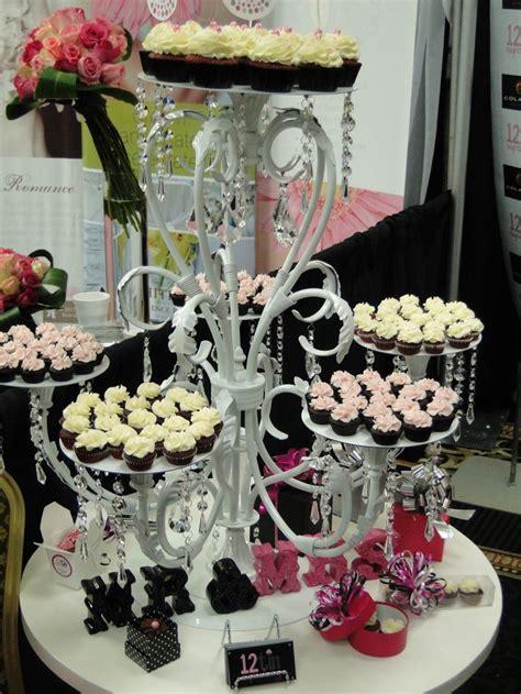 Diy Chandelier Cake Stand Chandelier Cupcake Stand Cake Plates Stands Cupcake Chandeliers And Cupcake
