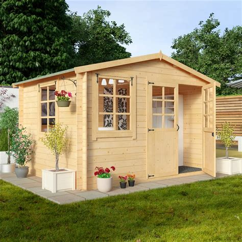 billyoh clubman log cabin review best garden buildings uk