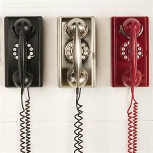Vintage wall phone sturbridge yankee workshop